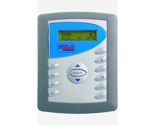 Bảng điểu khiển máy xông hơi khô CONTROL UNIT HELO DIGI II