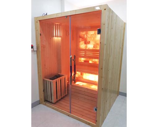 Phòng xông đá muối AZ SAUNA D1003