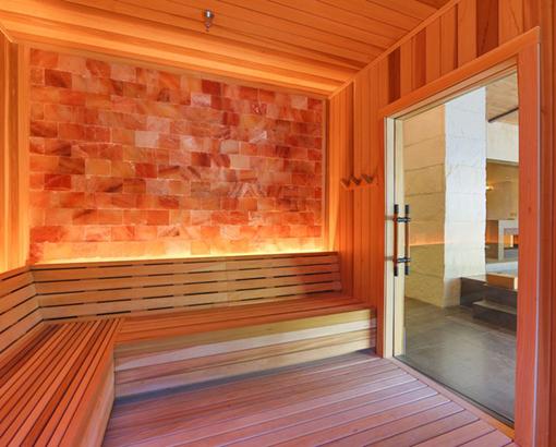 Phòng xông đá muối AZ SAUNA D1004