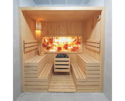 Phòng xông đá muối AZ SAUNA D1005