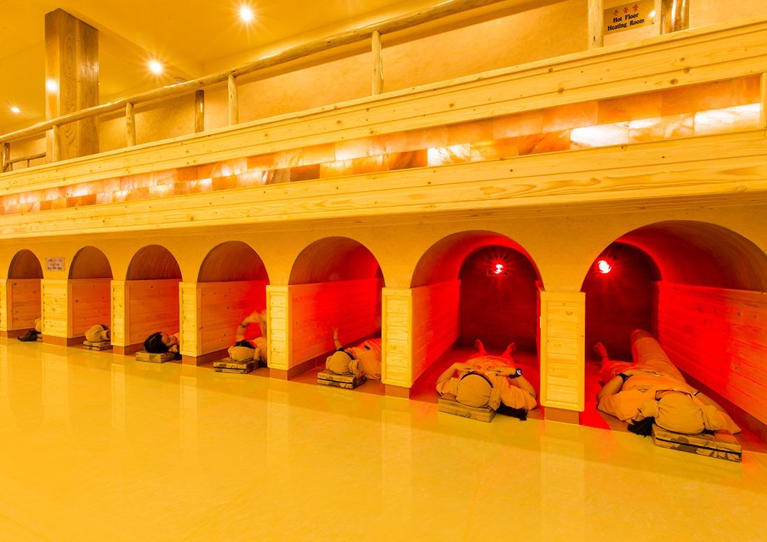 Phòng xông hơi Hàn Quốc Jjim Jil Bang - xu hướng spa hot nhất 2021