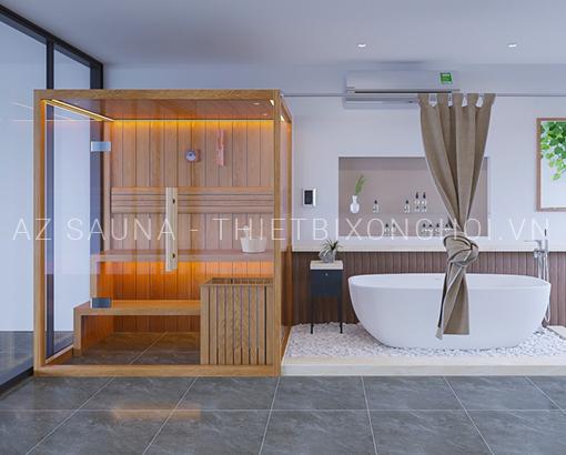 Phòng xông khô AZ SAUNA K1030