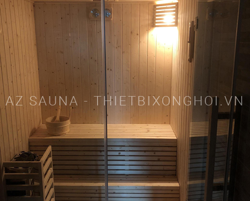 Phòng xông hơi khô cho gia đình 1600x1200x2000
