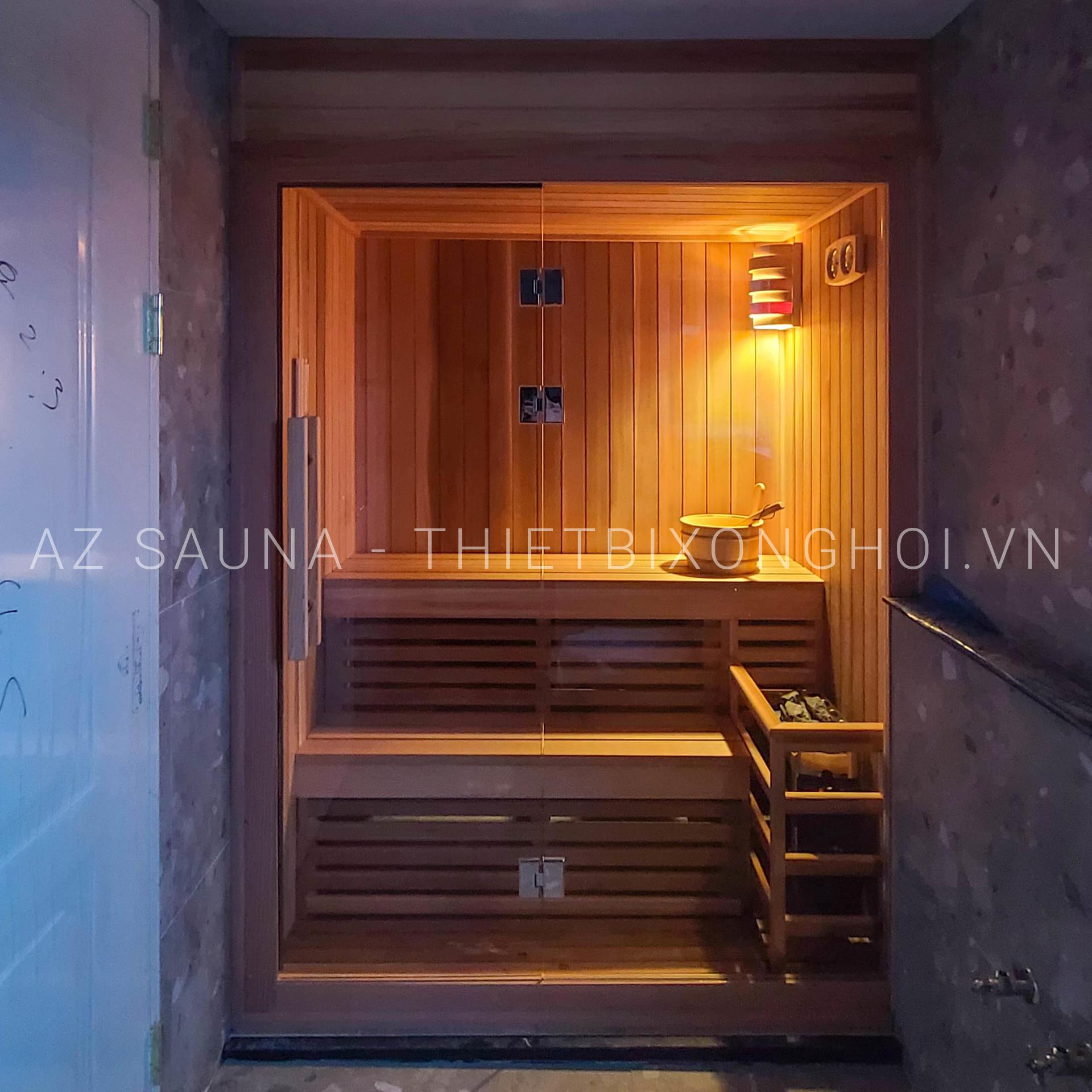 Phòng xông hơi massage gia đình, spa tại Hà Nội