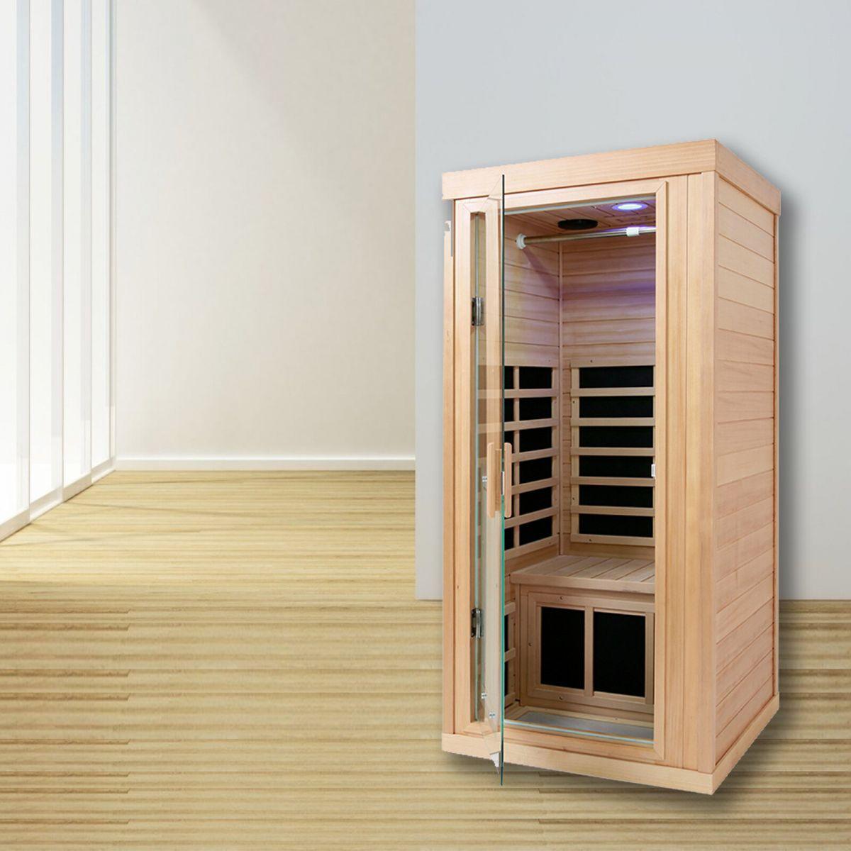 Phòng xông hơi mini khô sauna